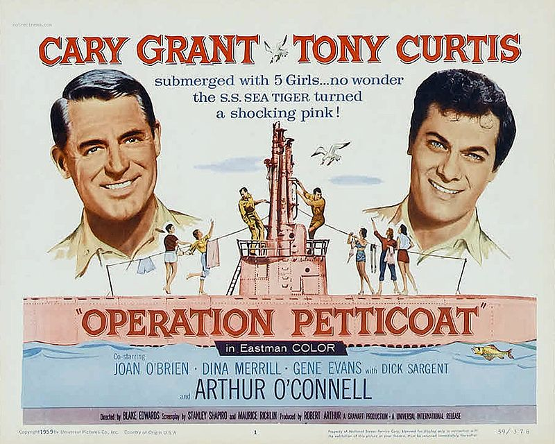 schedule tv petticoat operation network movies